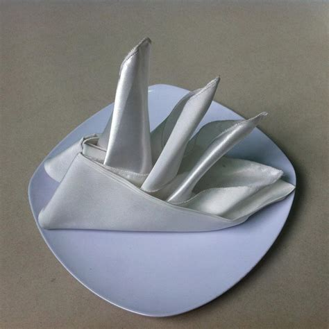 Table Napkin Origami - awesome 7 basic table napkin folding page 20 of 21