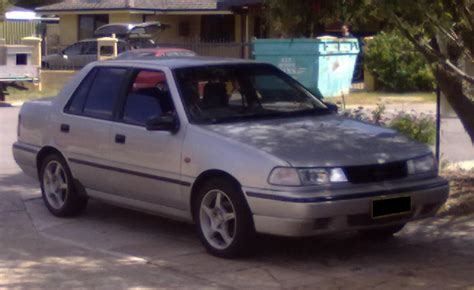 Excel Car 1992 Hyundai Excel Ii Sedan Pictures Information And