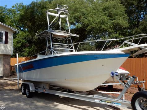 pro line center console boats for sale 1991 used pro line 230 sportsman center console fishing