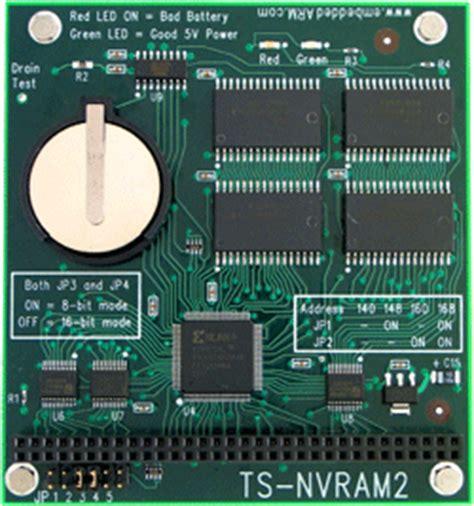 nvram reset hp 3600 ts nvram2 pc 104 non volatile memory peripheral board