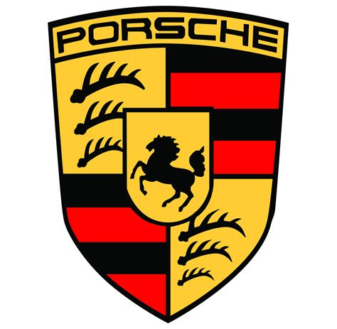 logo porsche vector porsche logo vector google search brands pinterest