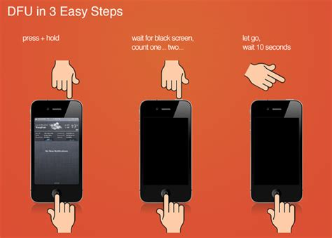 DFU Mode: How to Enter and Exit DFU Mode of Your iOS Device  dr.fone