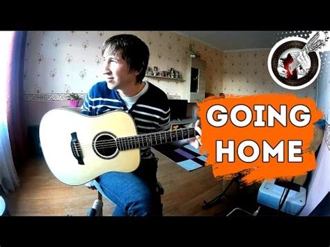 going home kenny g fingerstyle guitar cover