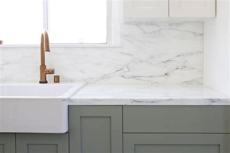 ikea domsjo sink transitional kitchen farrow and pigeon smitten studio