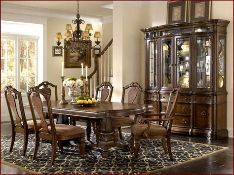 Formal Dining Room Furniture Manufacturers Formal Dining Room Sets With Specific Details