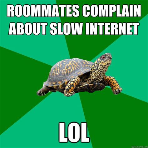 Internet Speed Meme - complains about download speed never seeds torrenting