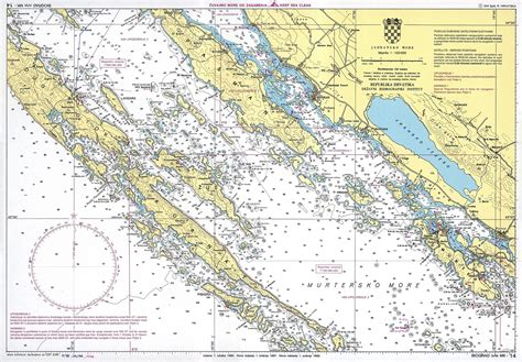 nautical maps croatian nautical maps vakance charter