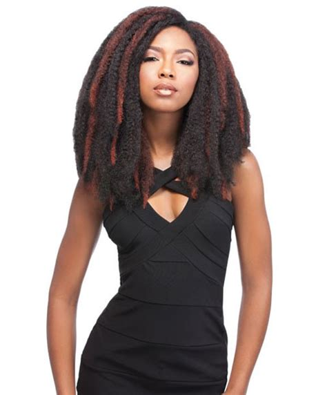 jamaican hair weave afro kinky braids african collection syn jamaican locks