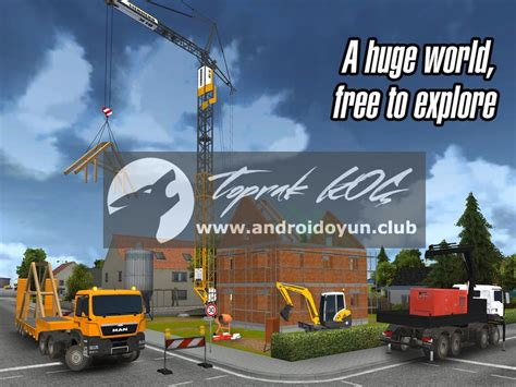 construction simulator 2014 apk construction simulator 2014 mod apk para hileli