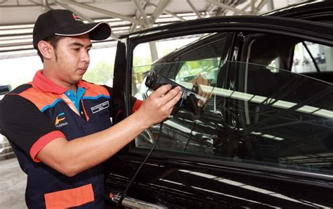 Cermin Gelap puspakom offering free vehicle inspection for raya