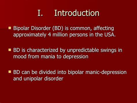 labile mood swings animal models in bipolar disorder