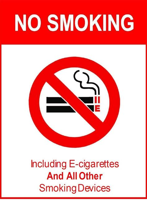 no smoking sign e cigarettes tacky or tactful e cigarette use growing more businesses