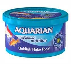 carbohydrates in 99 flake aquarian coldwater flake food 200g