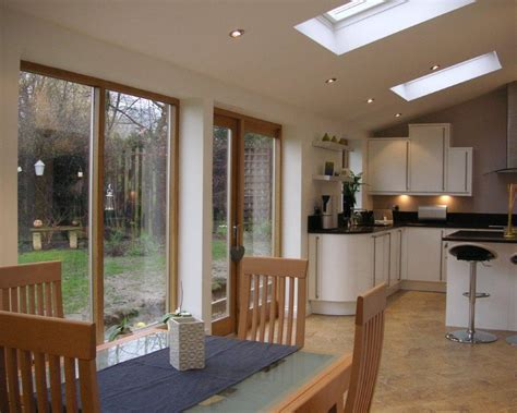kitchens extensions designs family room addition ideas kitchen extension and family