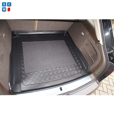 Audi A4 Avant Car Mats by Audi A4 S4 Rs4 Avant B8 Apr 2008 To Oct 2015 Moulded Boot Mat From Simply Car Mats
