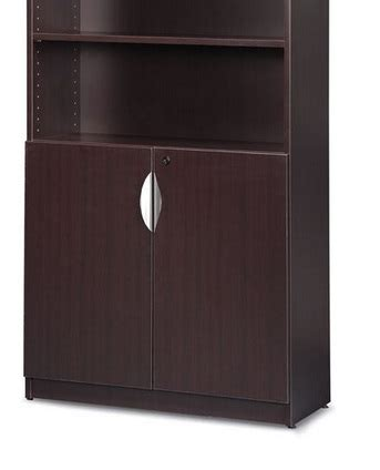ndi office furniture bookcase door kit plbcdk