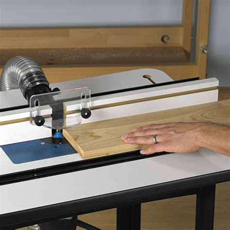 Router Hpl rockler s newly redesigned router tables exhibit versatile