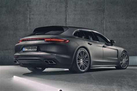 porsche panamera sport 2018 porsche panamera sport turismo first look