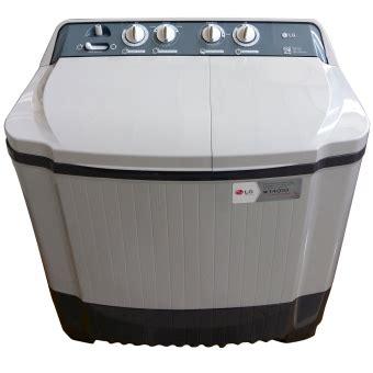 Mesin Cuci Polytron 2 Tabung 8kg jual polytron mesin cuci 2 tabung 7kg pwm7056 tosca