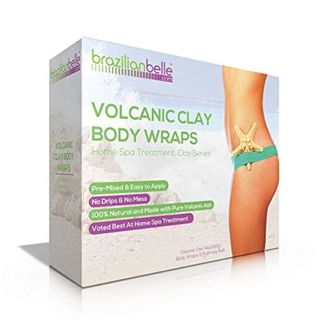 What Is A Detox Wrap by Volcanic Clay Wraps It Works For Weight Loss