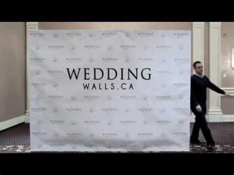 Wedding Backdrop Kijiji by Wedding Wall Carpet Step Repeat Backdrop Rental