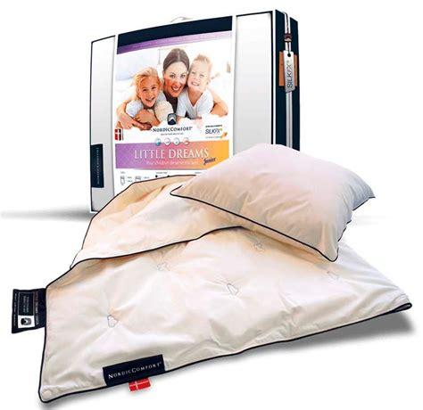 comfort dyne baby silke dyne fra nordic comfort tilbud