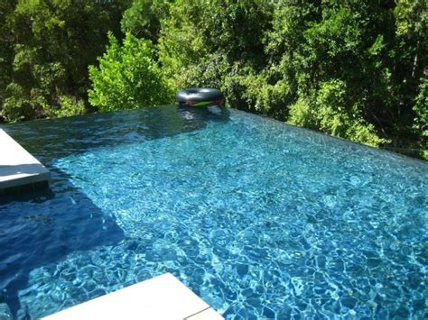 Backyard Pool With Lazy River How To Talk Pool Design Porch Advice
