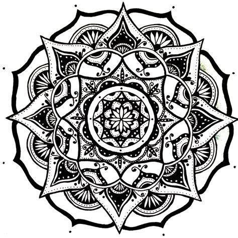 the artful mandala coloring book creative designs for and meditation symetrie parfaite tout droit venus du tibet 51 mandala