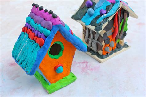Decorate My House by Art Projects For Kids Clay Houses Babble Dabble Do