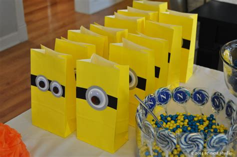 birthday themes minions noah s minion rush 5th birthday party project nursery