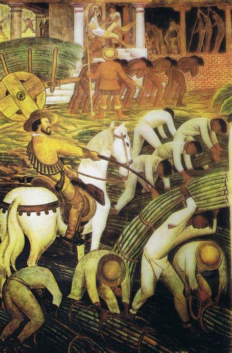 el ingenio de los 8434425262 quot plantaci 243 n de az 250 car en morelos quot de diego rivera 1930 artista diego rivera