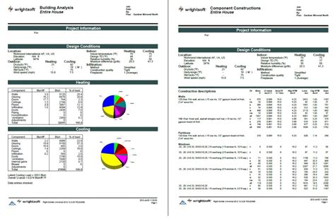 Manual J Worksheet by Manual J Load Calculation Service Nationwide Hvac