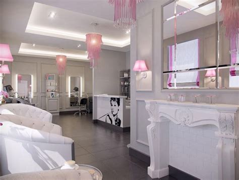 home hair salon decorating ideas beauty salon decoration ideas interior design home
