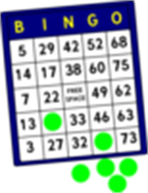 bingo card template png bingo cards clip at clker vector clip