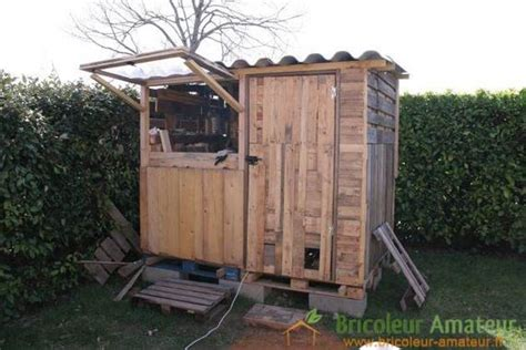 Diy Pallet Shed Plans by How To Build A Shed From Recycle Pallet