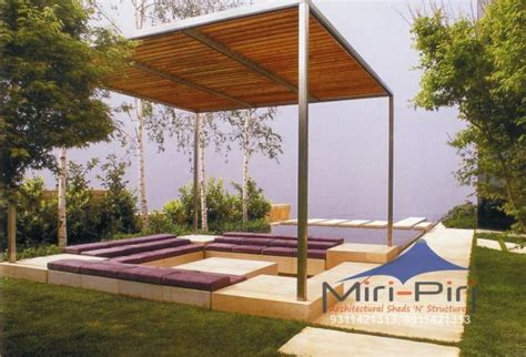 Cantilever Balcony by Awnings Canopies Metal Amp Wooden Pergola Structure