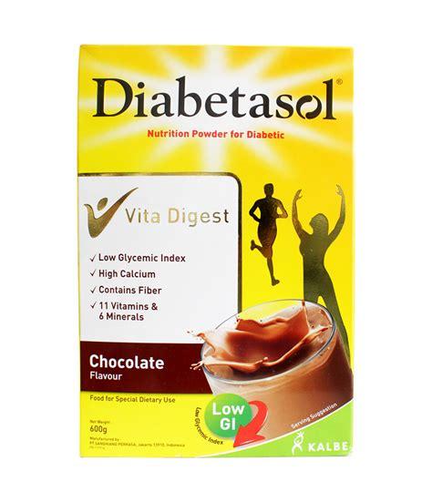 Diabetasol Coklat 600g 1 diabetasol powder choco 600gm pharmacy