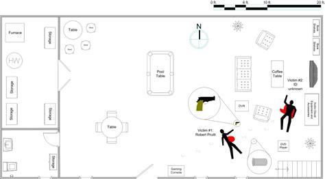 Crime Scene Diagram Crime Diagram Templates