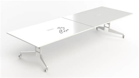 Collapsible Conference Table Scale 1 1 Nomad Folding Conference Table Zuri Furniture