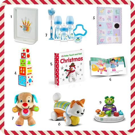 christmas gift ideas for babies and toddlers my three and me