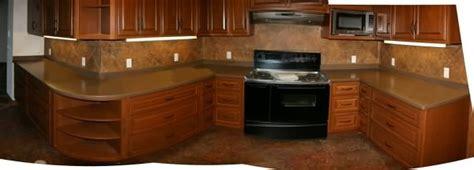 quarter round kitchen cabinets diamond lake custom woodworks