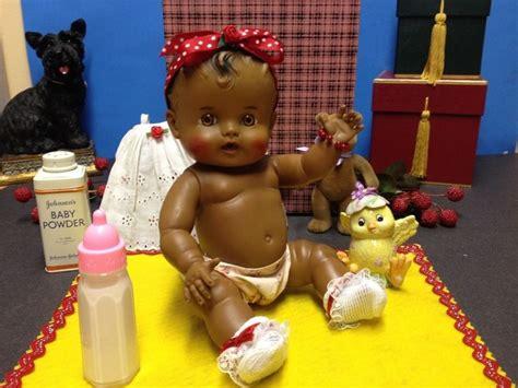 black doll brands 76 best dolls images on baby dolls vintage