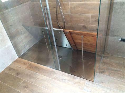 piatto doccia inox 8 best piatti doccia in acciaio inox images on