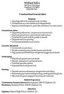 general construction resume general contractor home