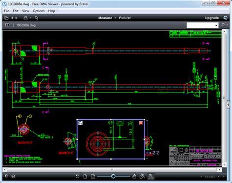 dwg format online viewer free dwg viewer brava screenshot and download at