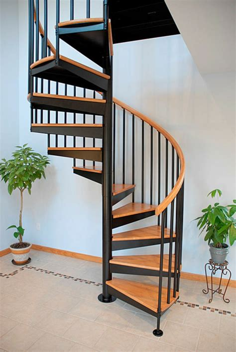 spiral staircase design plans