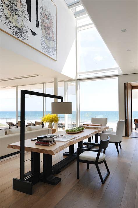 malibu dining room beach house dining rooms coastal living christian liagre malibu beach house in twelve projects