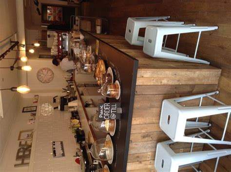 industrial style shop industrial style coffee shop picture of mister magnolia