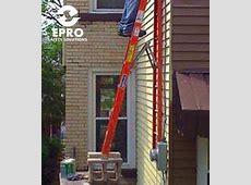 237 best ladder safety images on Pinterest   Ladders ... Unsafe Ladder Safety
