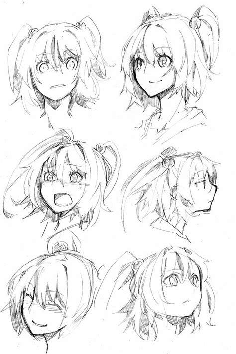 Headshot Drawing